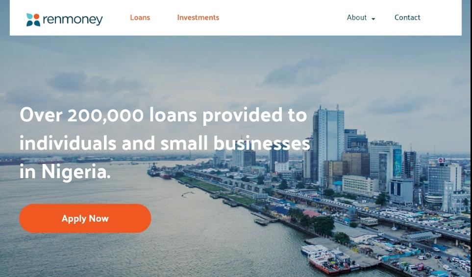 Ren money loan banner