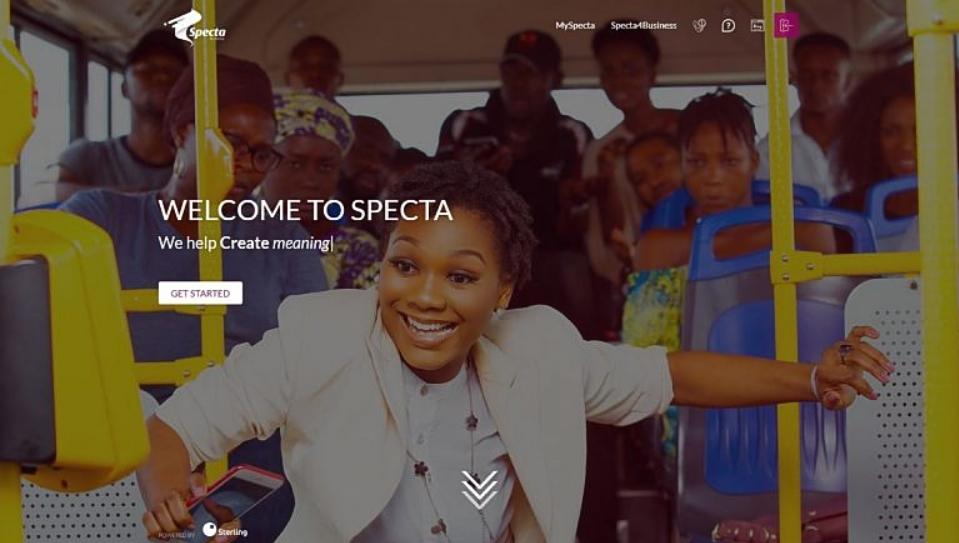 Specta loan banner